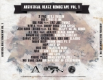 ARTistical Remixtape Vol. 1 (prednja)