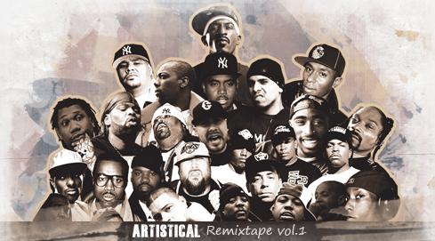 Artistical Remixtape vol. I (1/2)